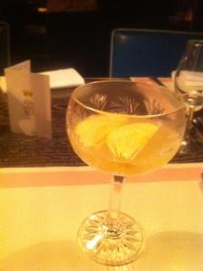 Suffolk Apple Martini at BBR
